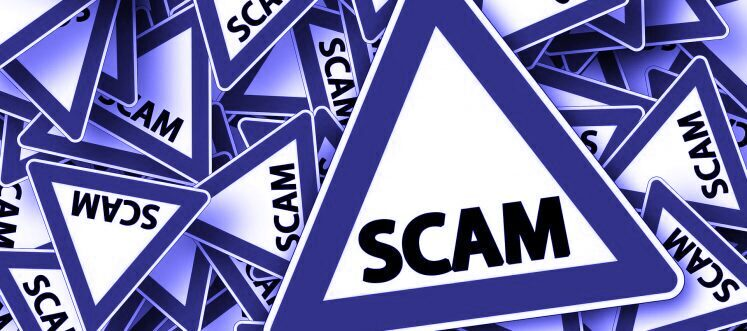 What to do when scammed by fraudsters