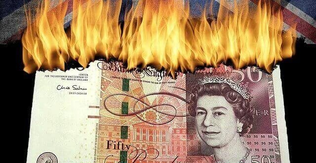Bankrupt Who Burnt Money